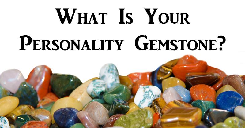 personality gemstone FI