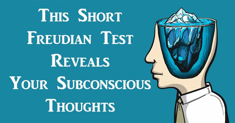 freudian test FI
