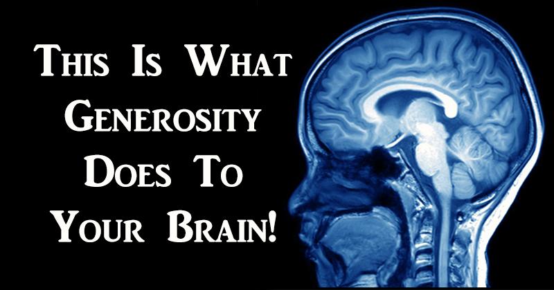 generosity brain FI