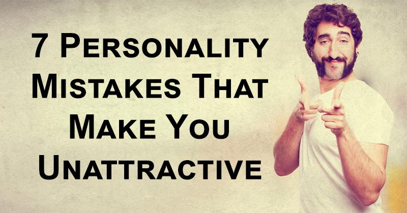 mistakes unattractive FI