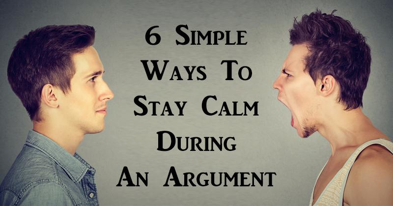 stay calm FI