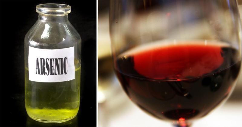 wine arsenic FI