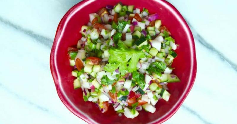 radish salsa FI