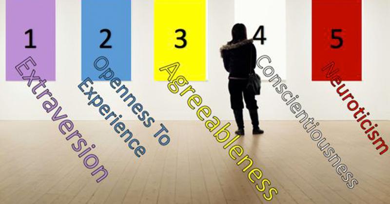 5 personality FI