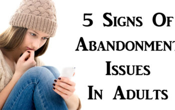 Abandonment issues symptoms in adults