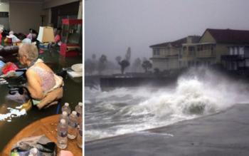 Viral Photo Taken During Hurricane Harvey Reveals Devastating Story About Nursing Home Residents