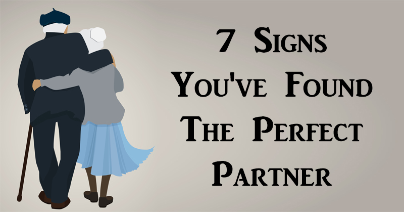 how to be the perfect partner