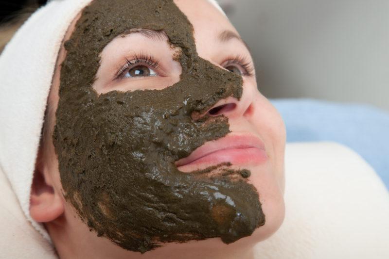 mask healthy skin