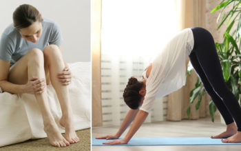 8 Yoga Poses That Calm Restless Leg Syndrome