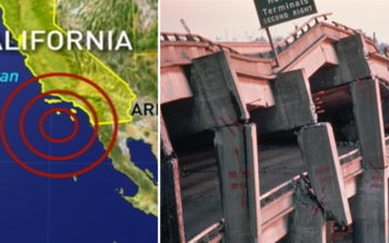 Experts Warn: California Is NEXT In Line For Monster Earthquake