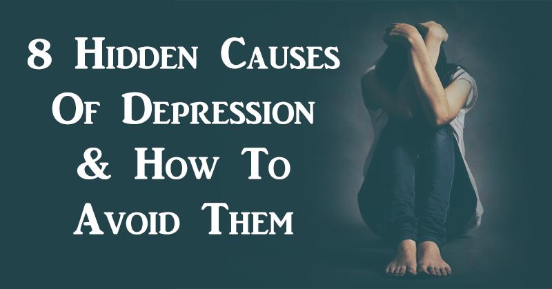 causes depression FI