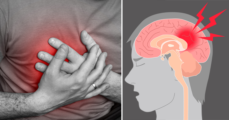 ibuprofen stroke heart FI