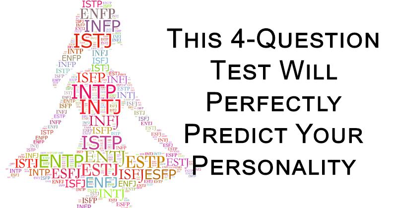 4 question test FI