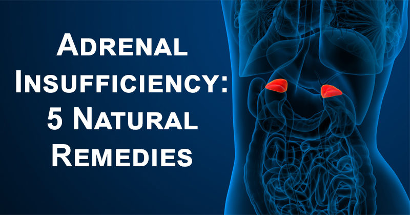 Adrenal Insufficiency FI