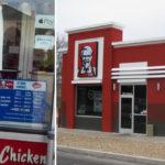 KFC sign FI