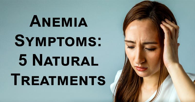 anemia symptoms FI