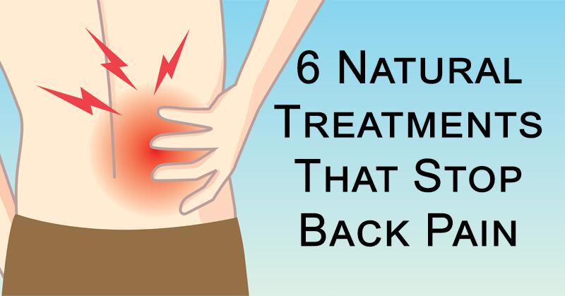 back pain FI
