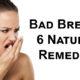 bad breath FI