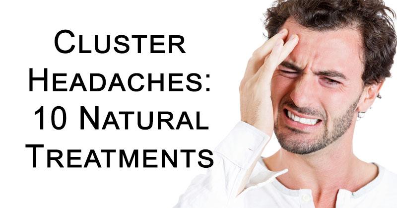 cluster headaches FI