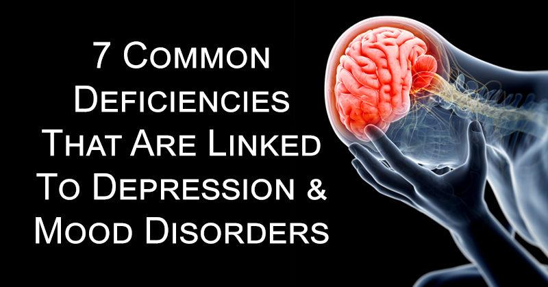 deficiencies depression FI