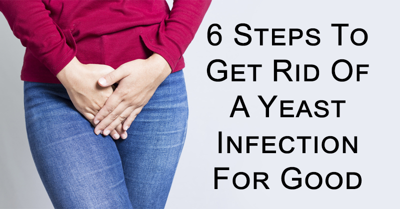 get rid yeast infection
