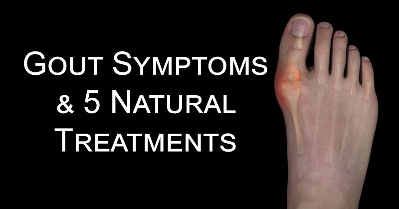 gout symptoms FI