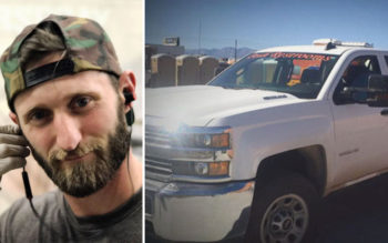 Former Marine Who Stole Truck To Save Las Vegas Victims Gets Text Message From The Owner