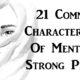 mentally strong FI