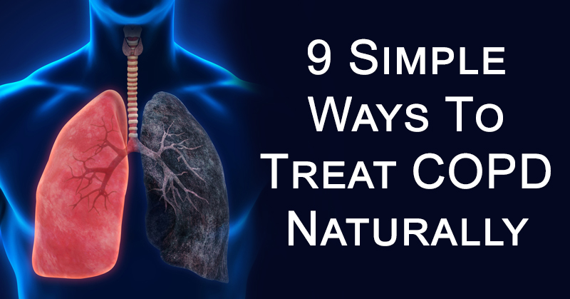treat copd FI
