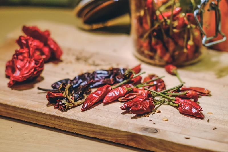 chilis GERD diet