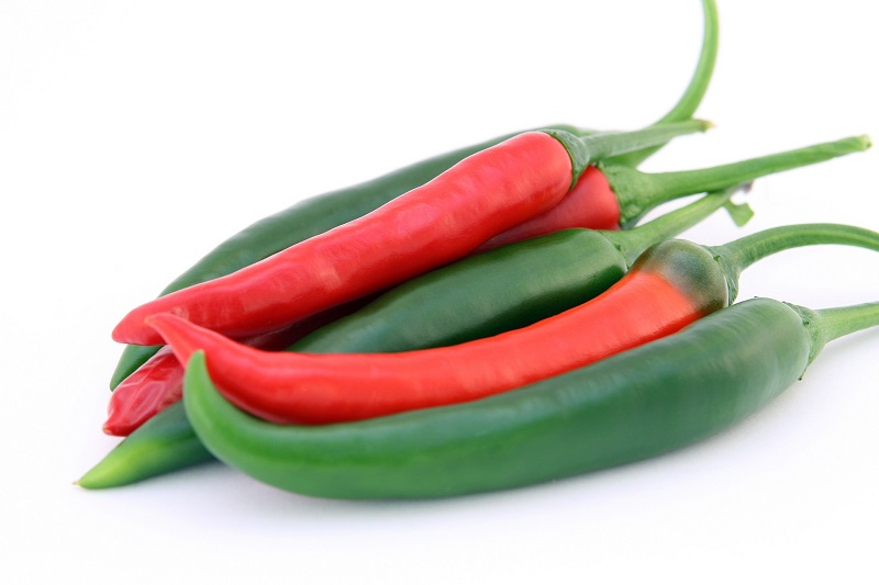 gastritis peppers