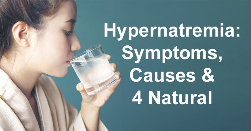 which diuretics cause hypernatremia