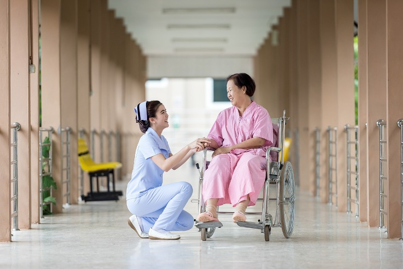 MRSA treatment nursing home