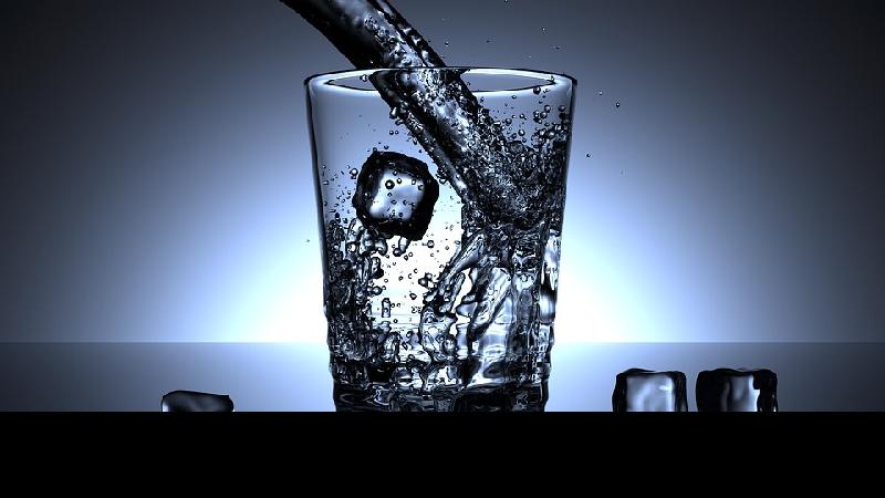 mumps water