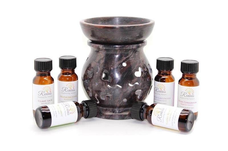 muscular dystrophy essential oils
