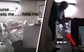 HORRIFIC: Nurses Laugh Out Loud As 89-Year-Old Military Veteran Dies At Nursing Home