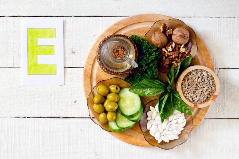 Parkinson's vitamin e