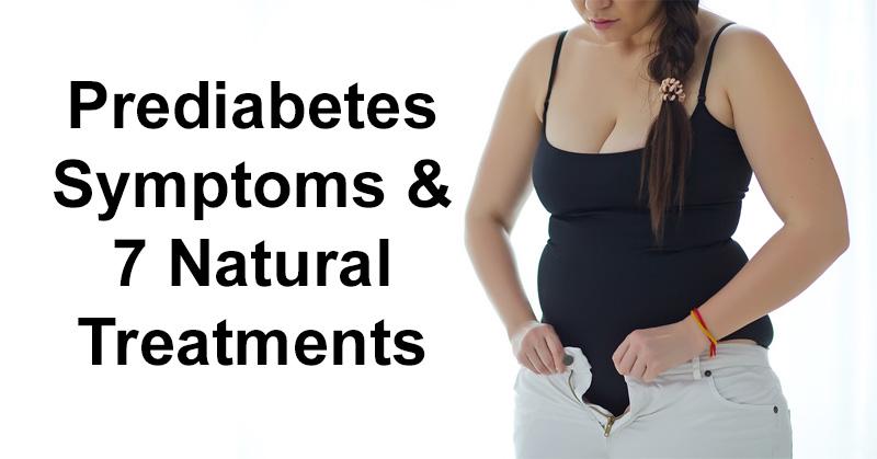 prediabetes symptoms FI