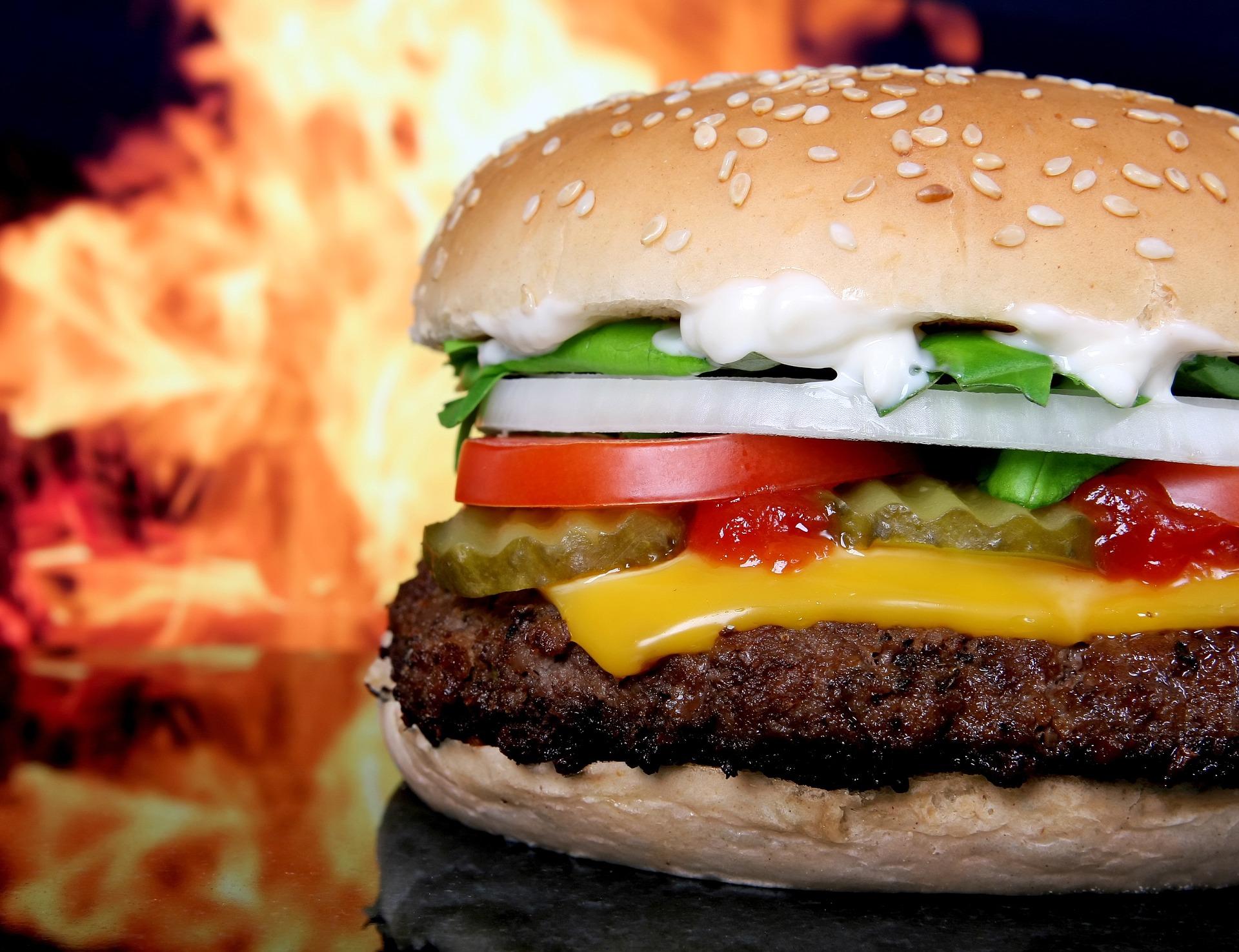 Dyspepsia burger