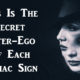 alter ego zodiac FI
