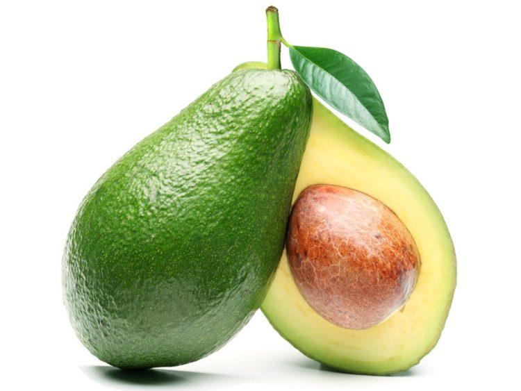 hemmorhoid avocado