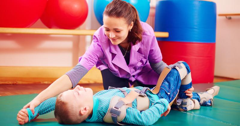 cerebral palsy FI