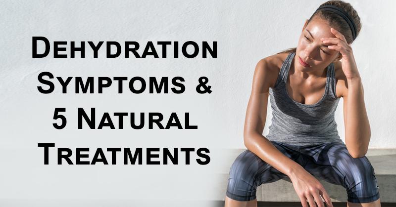 dehydration symptoms FI