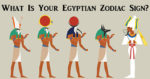 egyptian zodiac sign FI