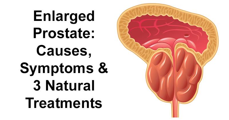 enlarged prostate treatment FI