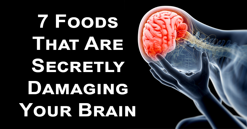 foods secretly damaging brain FI