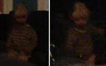 Man Captures Images Of Ghost Child In His NYC Apartment