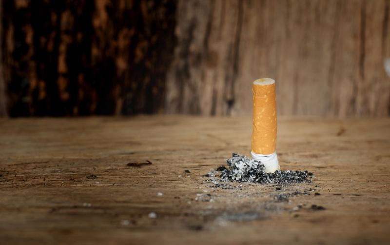 herpes quit smoking