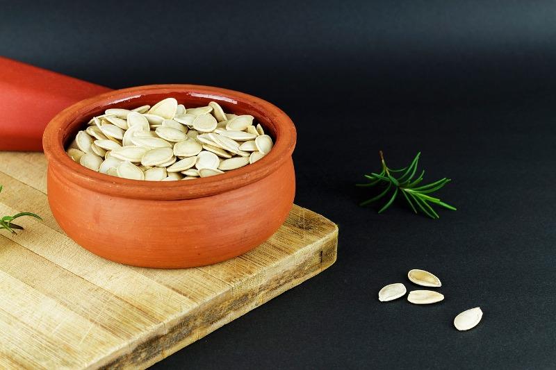 herpes pumpkin seeds