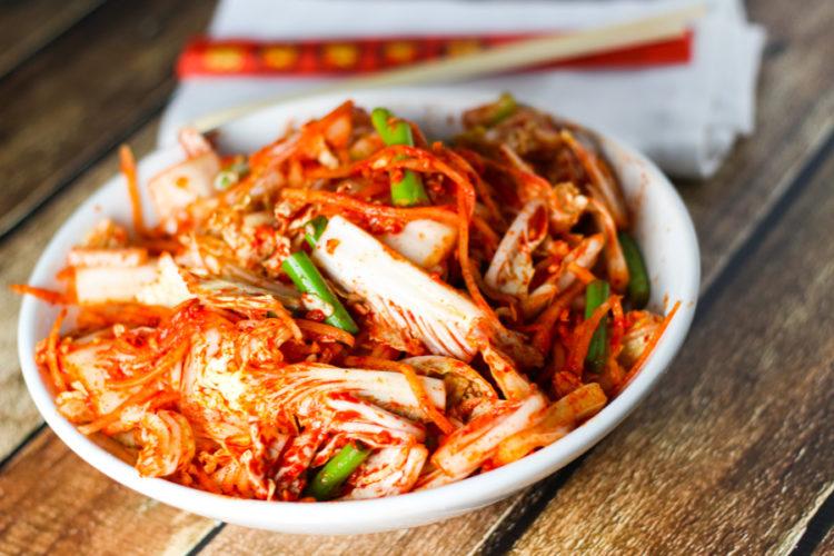 hemorrhoid kimchi